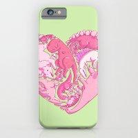 Loveasaurus iPhone 6 Slim Case