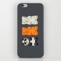You Don't Fit In. iPhone & iPod Skin