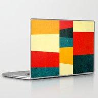 Formas 43 Laptop & iPad Skin