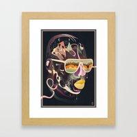 JIGGA Framed Art Print