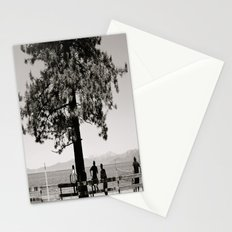 Hangin' out Stationery Cards