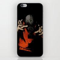 Black Light iPhone & iPod Skin