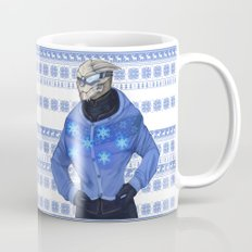 Advances in Christmas Sweaters - Garrus Mug