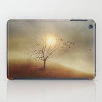 Lone Tree Love I iPad Case