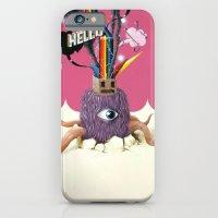 Hello Ruby iPhone 6 Slim Case