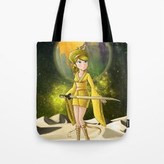 Moon Princess Tote Bag