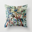 Cheer! Throw Pillow