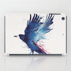 Bloody Crow iPad Case