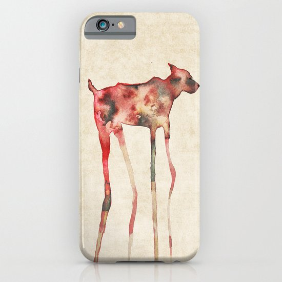 old sighthound iPhone & iPod Case