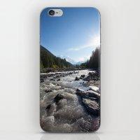 Along The Water iPhone & iPod Skin