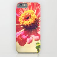 iPhone & iPod Case featuring Lovely flower by eddiek3