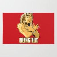Bling Tut Rug