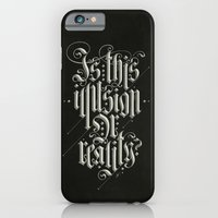 Is This Illusion Or Real… iPhone 6 Slim Case