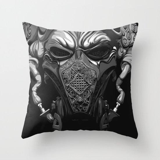 Master Pilot Throw Pillow