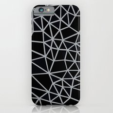 Segment Grey and Black Slim Case iPhone 6s