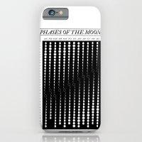 2015 Moon Phase Calendar iPhone 6 Slim Case