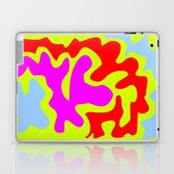 Colours Colors Q Laptop & iPad Skin