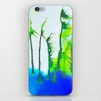 Tres Palmas iPhone & iPod Skin