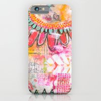 iPhone Cases featuring Summer by  Rae Missigman