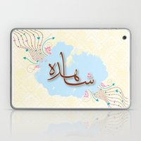 Shaheda Laptop & iPad Skin
