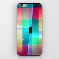 Constructs #1 (35mm Mult… iPhone & iPod Skin