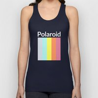 Polaroid Unisex Tank Top