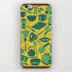 Kitchenware!  iPhone & iPod Skin