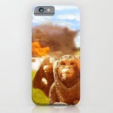 Monkeys Make Bad Pets. iPhone 6s Slim Case
