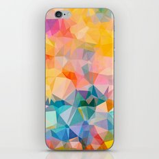 Polygons iPhone & iPod Skin