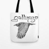 Gallinazo Tote Bag