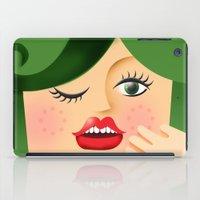 Lola Green iPad Case