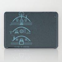 Welcome To Hobbitron iPad Case