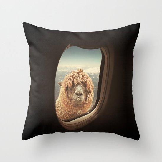 QUÈ PASA? Throw Pillow
