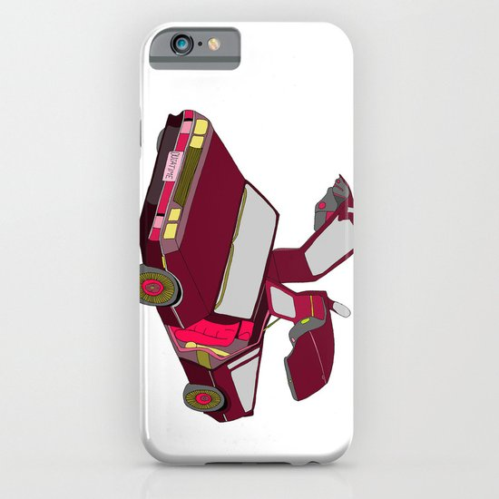 cool girls like flying cars iPhone & iPod Case