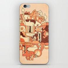 Dry Heat iPhone & iPod Skin
