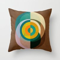 Textures/Abstract 76 Throw Pillow