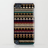 iPod Touch Cases featuring Sienna BISQUE by Vasare Nar