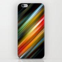 Color lagoon iPhone & iPod Skin