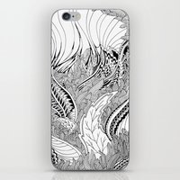 Enter the Forest iPhone & iPod Skin