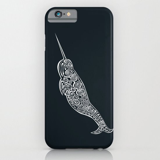 Narwhal iPhone & iPod Case