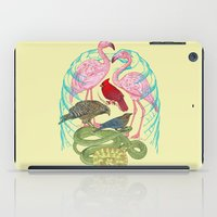 Wild Anatomy II iPad Case