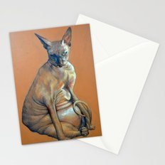 Mad Catter Stationery Cards