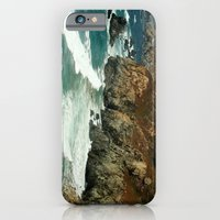 iPhone & iPod Case featuring Coast of California by Nathan Cole