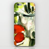 Tomatoes And Pot iPhone & iPod Skin
