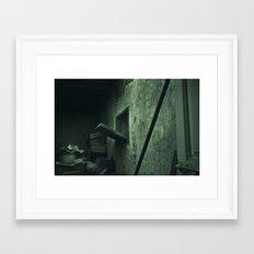 Those yesterdays Framed Art Print