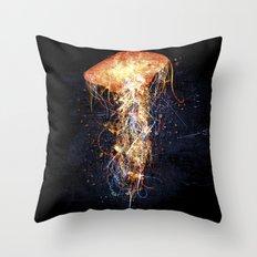 Manowar Throw Pillow