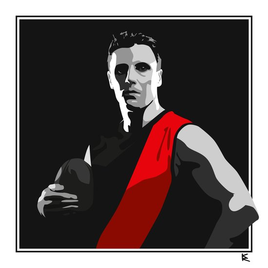 Matthew Lloyd Art Print