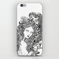 A Beautiful Death iPhone & iPod Skin