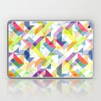 Aztec Geometric II Laptop & iPad Skin