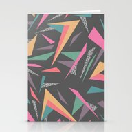 Tri Print Stationery Cards